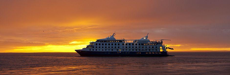 Crucero Stella Australis Ushuaia - Punta Arenas - 4 días / 3 noches