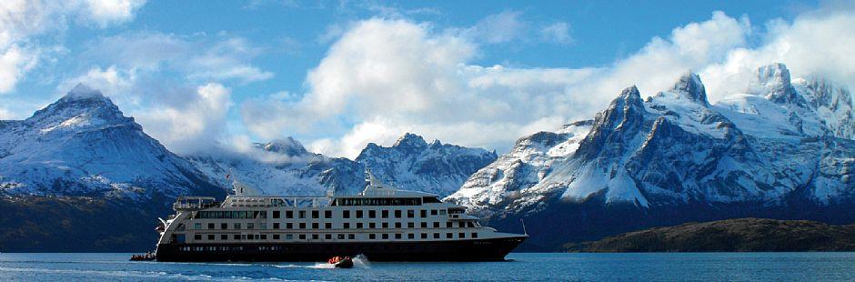 Crucero por Tierra del Fuego desde Ushuaia hasta Punta Arenas