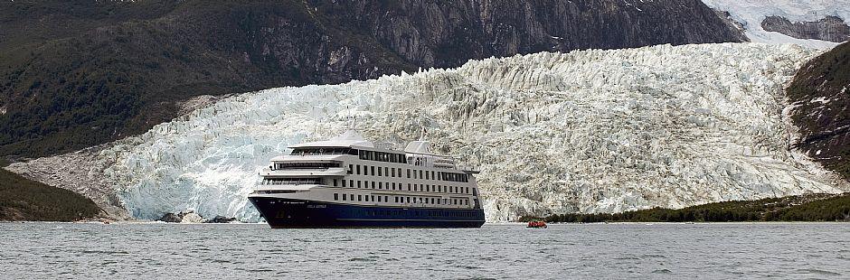 Crucero por Tierra del Fuego, desde Punta Arenas hasta Ushuaia