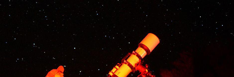 Tour Astronómico en el Desierto de Atacama