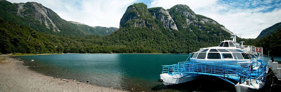 Andean crossing from Puerto Varas or Bariloche, for foreign passengers - 12 hours