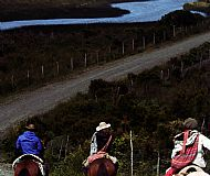 Horseback Riding & Trekking on Chiloé NP