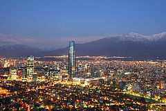 City tour Santiago de Chile
